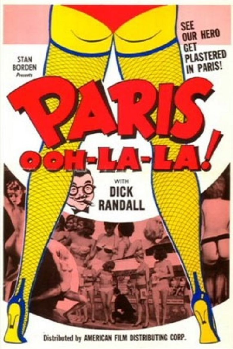 Paris Ooh-La-La! Poster