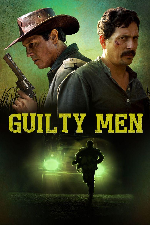 Guilty Men Poster