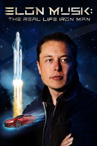 Elon Musk: The Real Life Iron Man Poster