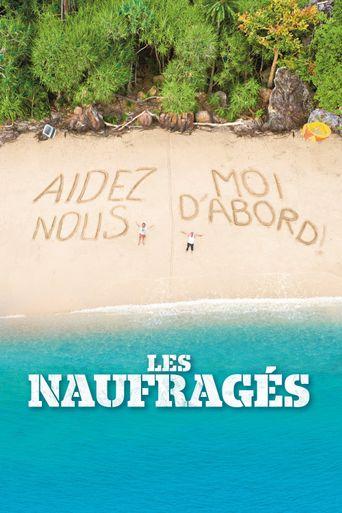 Les naufragés Poster