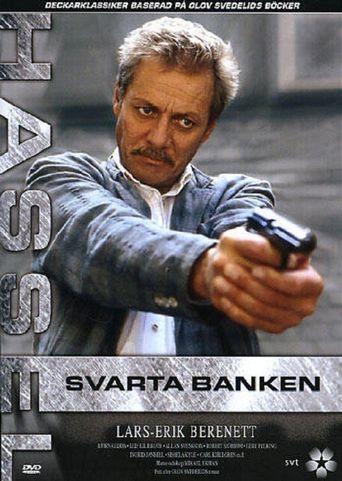 Hassel 08 - Svarta banken Poster