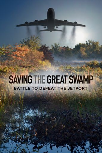 Saving the Great Swamp: Battle to Defeat the Jetport Poster