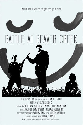 Battle at Beaver Creek Poster