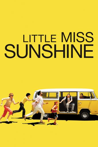 Little Miss Sunshine Poster