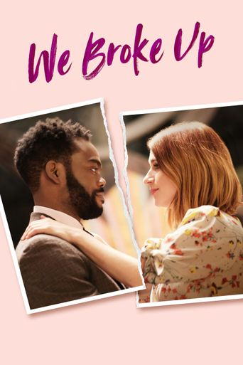 We Broke Up Poster