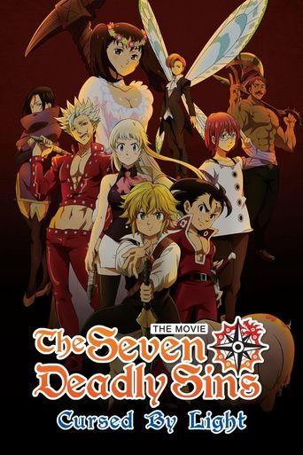 The Seven Deadly Sins: Cursed by Light Poster