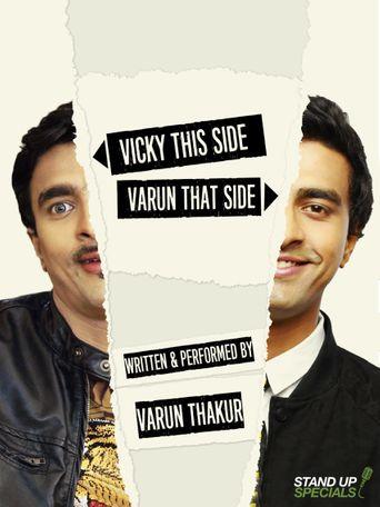 Varun Thakur: Vicky This Side, Varun That Side Poster