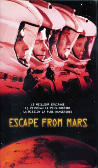 Escape from Mars Poster