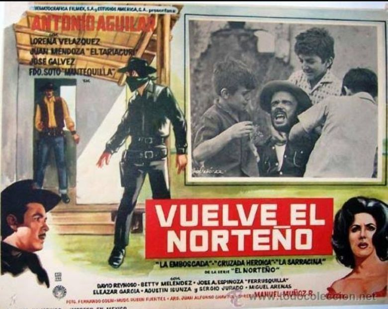 Vuelve el Norteño Poster