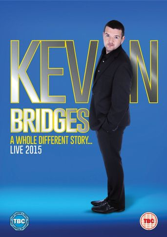 Kevin Bridges Live: A Whole Different Story Poster