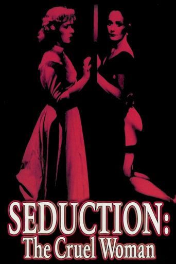Seduction: The Cruel Woman Poster