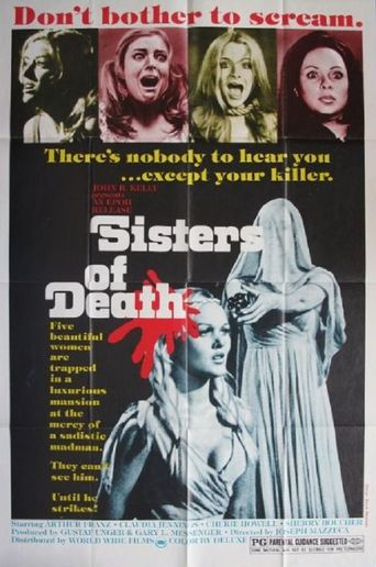 Sisters of Death Poster