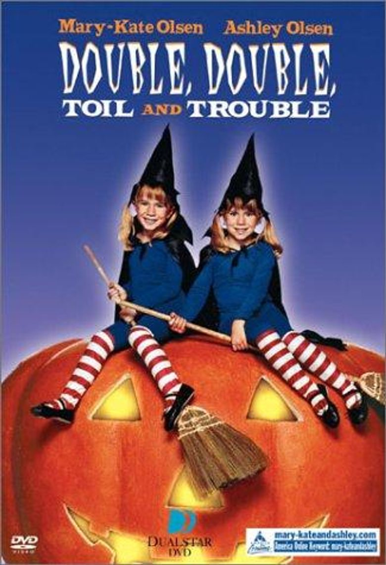 Double, Double, Toil and Trouble Poster