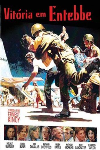 Victory at Entebbe Poster