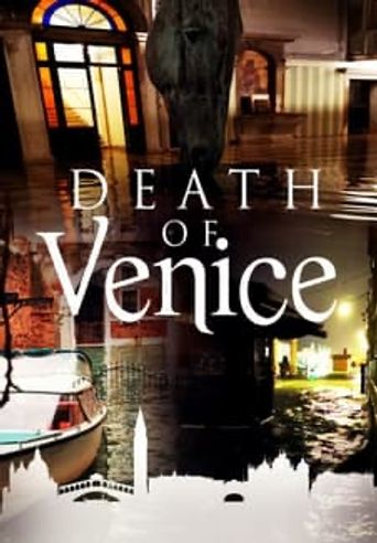 Death of Venice Poster