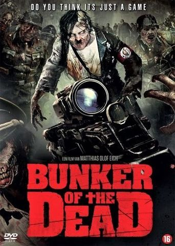 Bunker of the Dead Poster