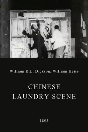 Chinese Laundry Scene Poster