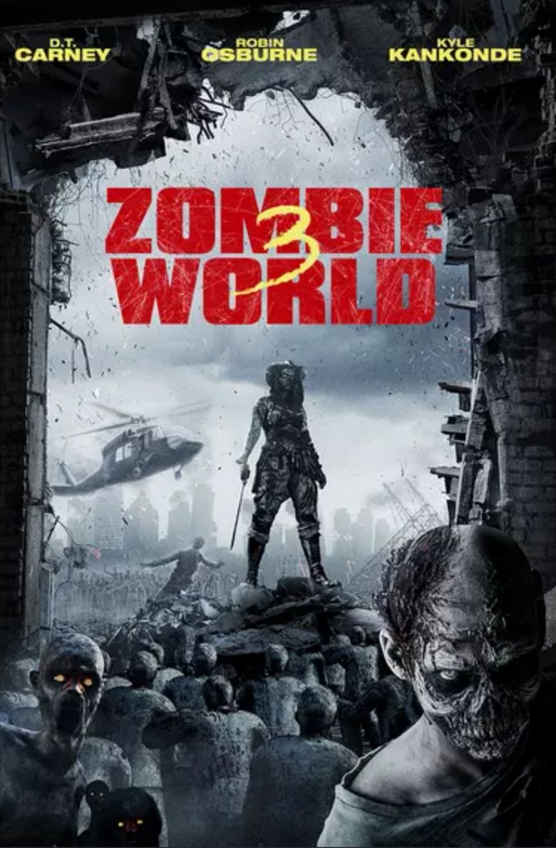 Zombieworld 3 Poster