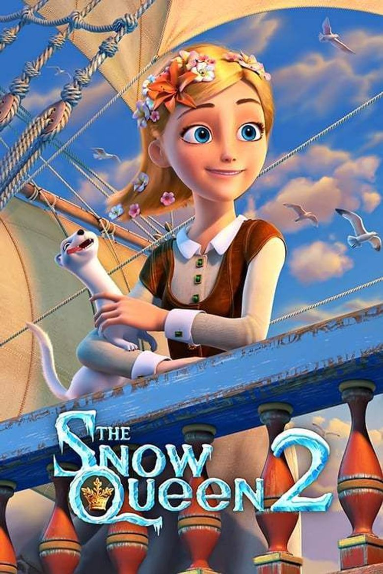 The Snow Queen 2: Refreeze Poster