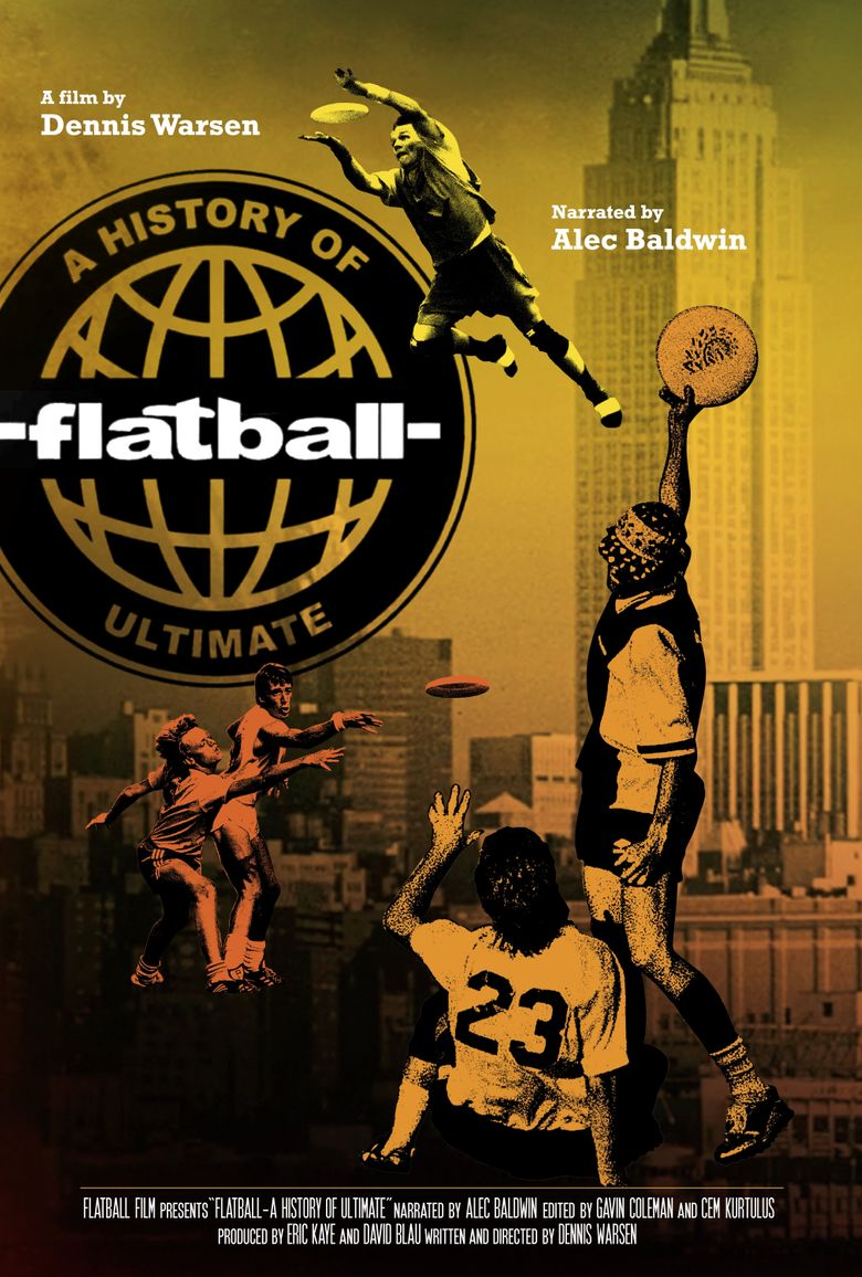 Flatball: A History of Ultimate Poster