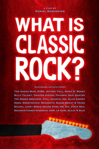 What is Classic Rock? Poster