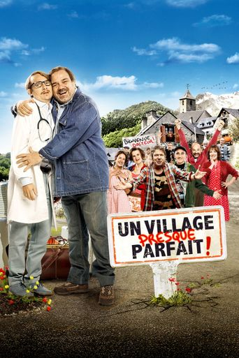 A Village Almost Perfect! Poster