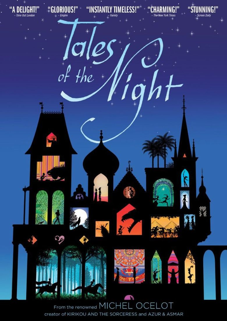 Tales of the Night Poster