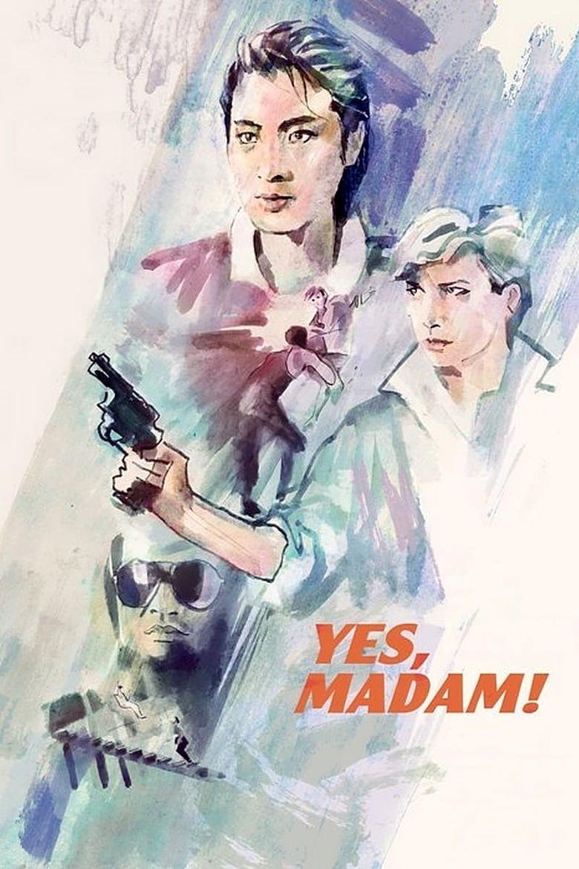 Yes, Madam! Poster