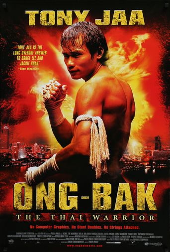 Ong Bak: Muay Thai Warrior Poster
