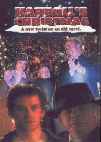 Karroll's Christmas Poster