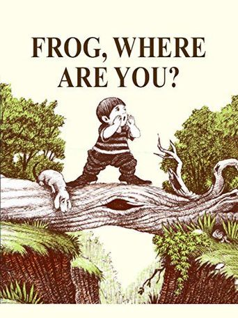 Frog Where Are You? Poster
