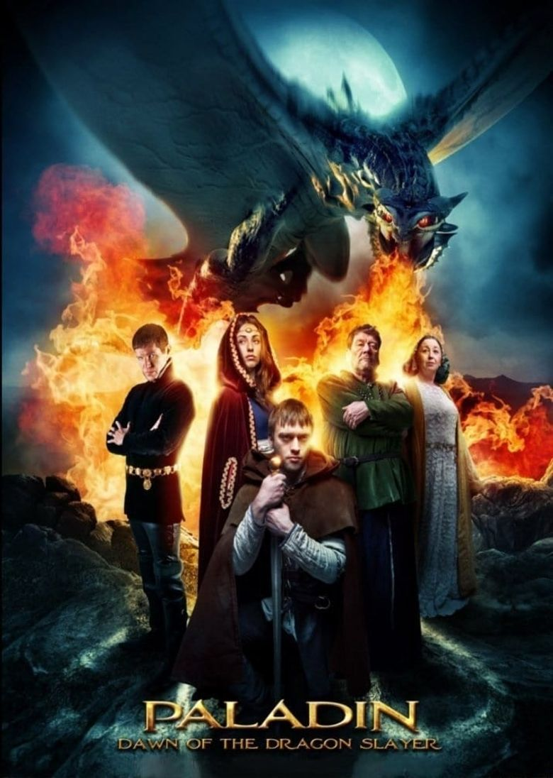 Dawn of the Dragonslayer Poster