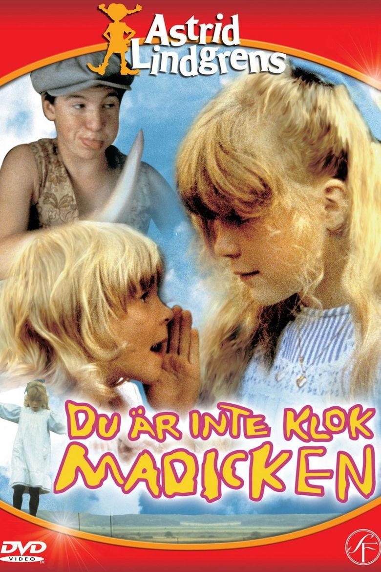 You're Out of Your Mind, Madicken Poster