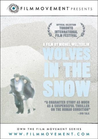 Watch Wolves in the Snow