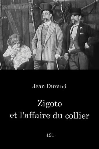 Zigoto et l'affaire du collier Poster