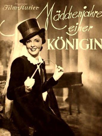 Mädchenjahre einer Königin Poster