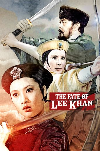 The Fate of Lee Khan Poster