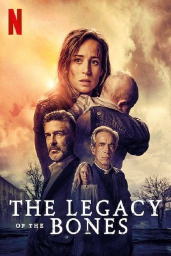 The Legacy of the Bones Poster