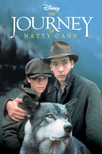 The Journey of Natty Gann Poster