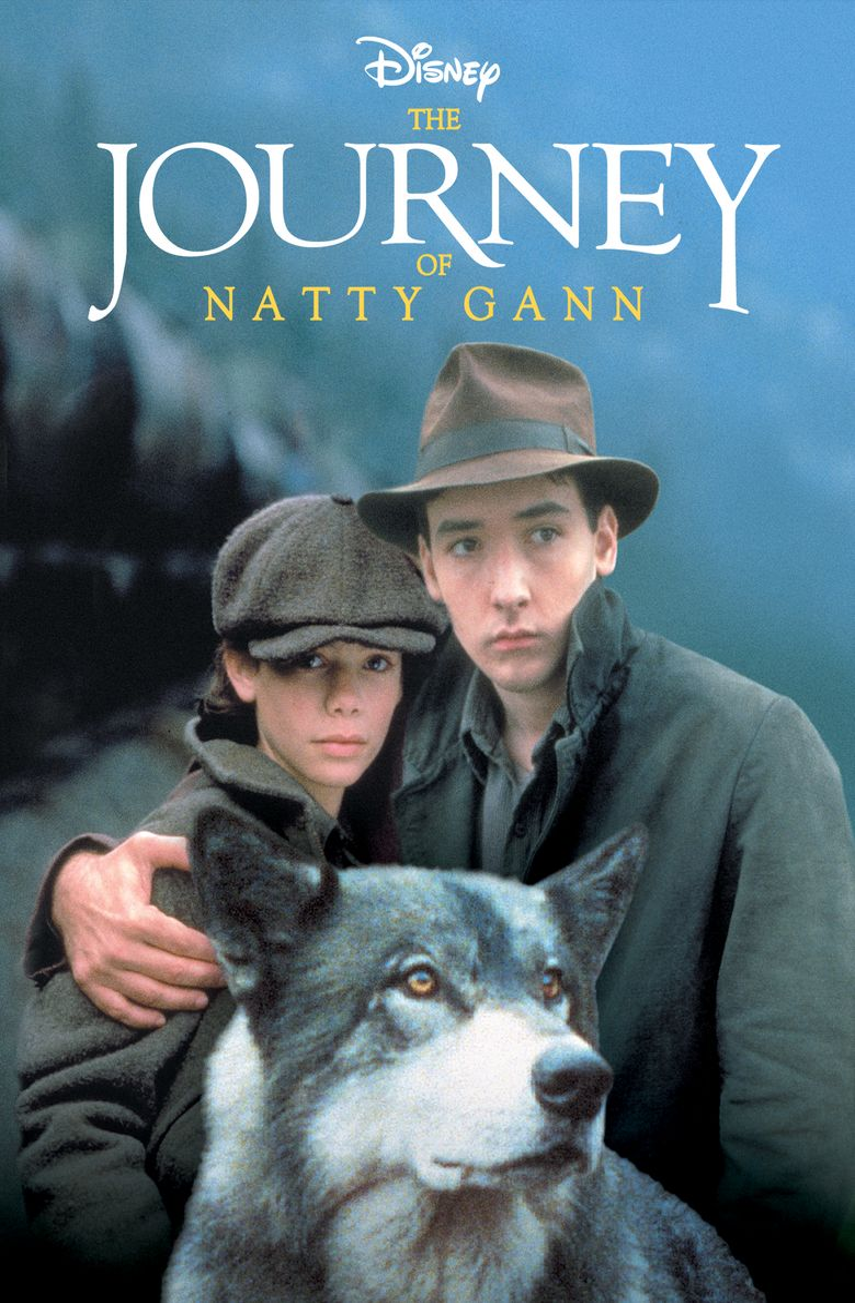 The Journey of Natty Gann Poster