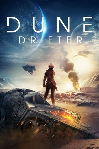 Dune Drifter Poster