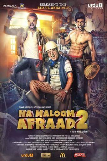 Na Maloom Afraad 2 Poster