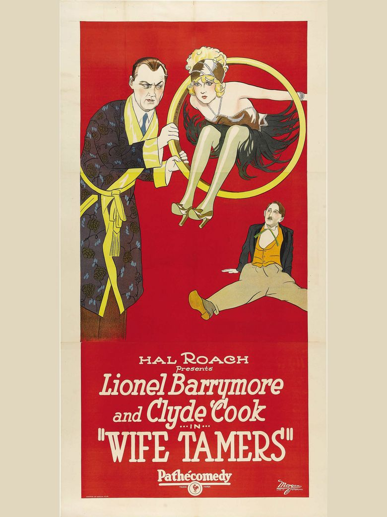 Wife Tamers Poster