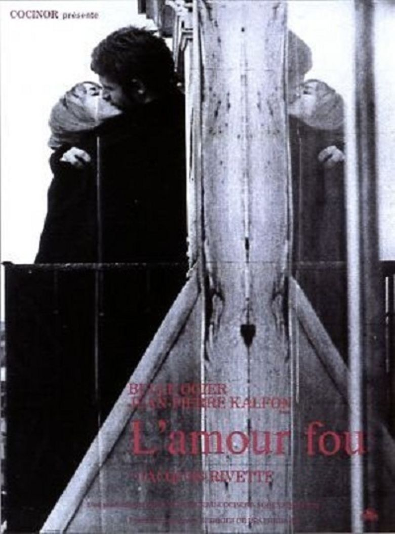 L'Amour Fou Poster