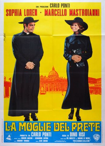 The Priest's Wife Poster
