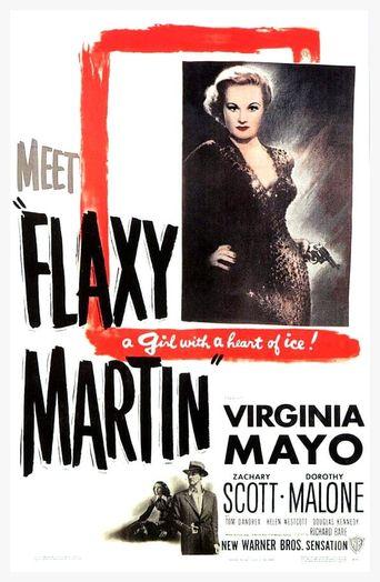 Flaxy Martin Poster