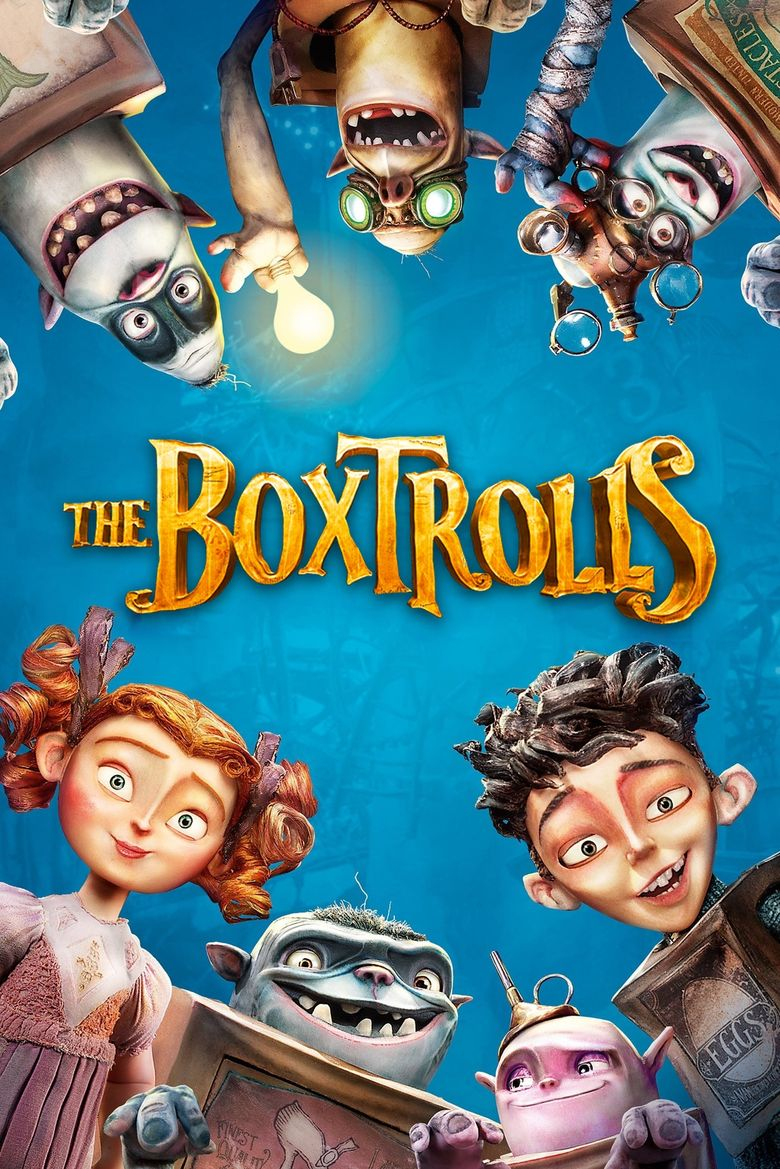 Watch The Boxtrolls