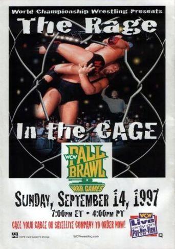 WCW Fall Brawl 1997 Poster