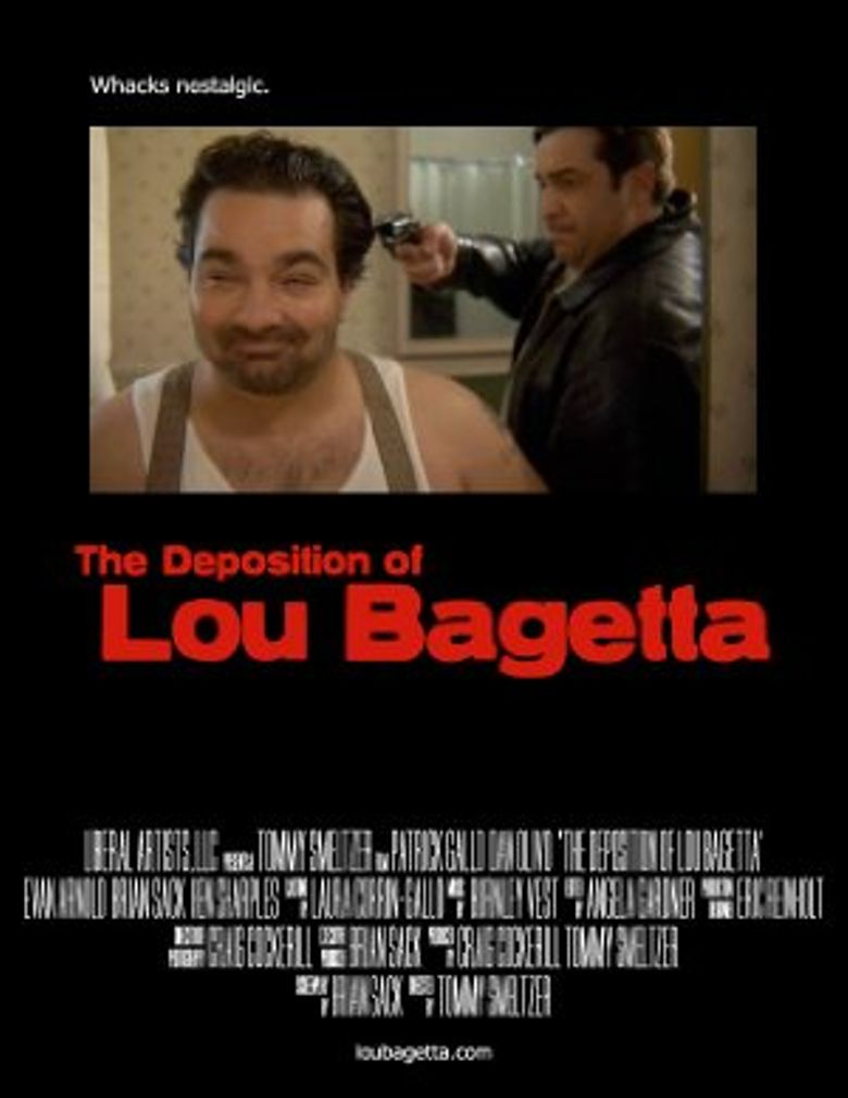 Watch The Deposition of Lou Bagetta