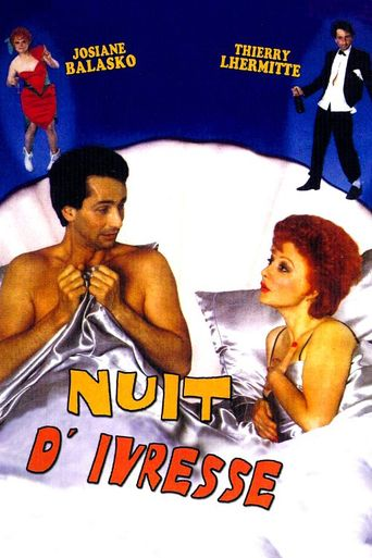 Nuit d'ivresse Poster